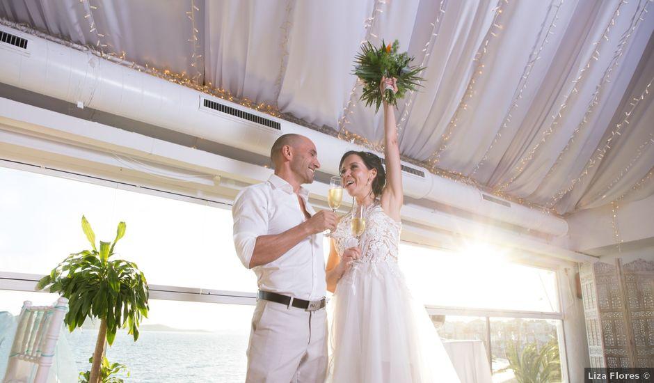La boda de Zhivko y Xenia en La Manga Del Mar Menor, Murcia
