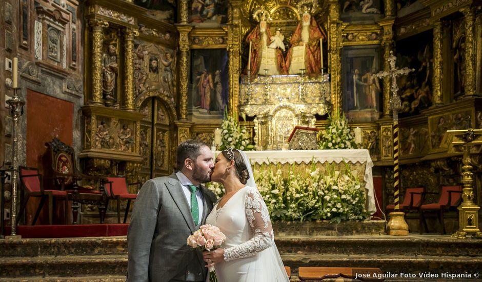 La boda de Rubén y Macarena en Alcala De Guadaira, Sevilla