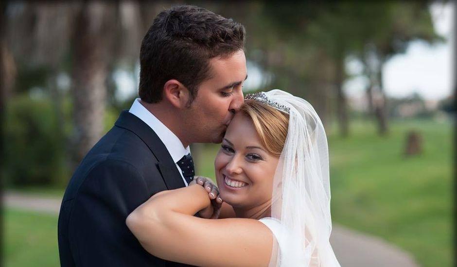 La boda de Alberto y Elena en Lepe, Huelva