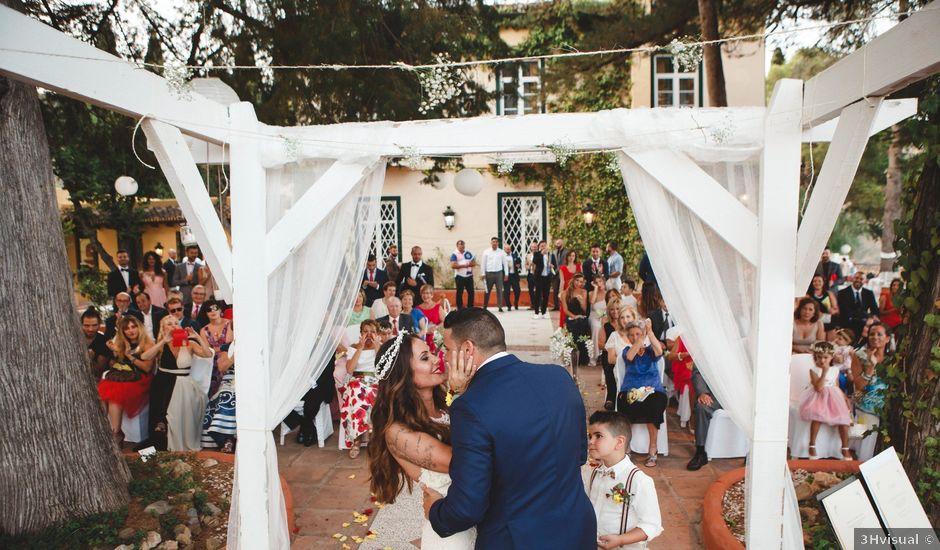 La boda de Jose y Virginia en Málaga, Málaga