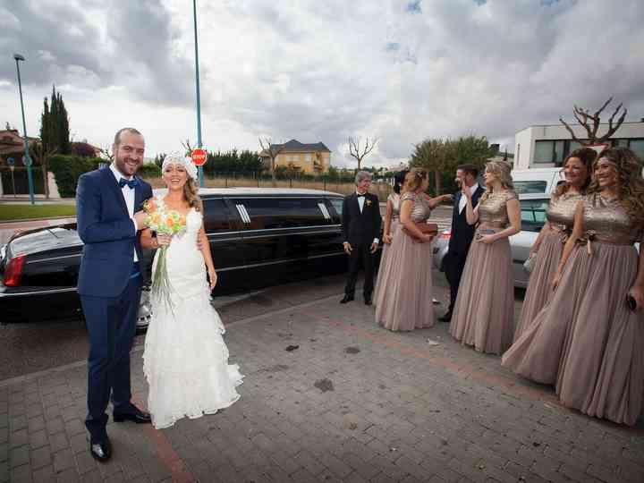 La boda de Eli y Julio