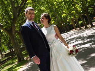 La boda de María y Tomás