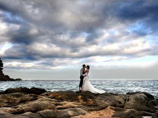 La boda de Mireia y Victor