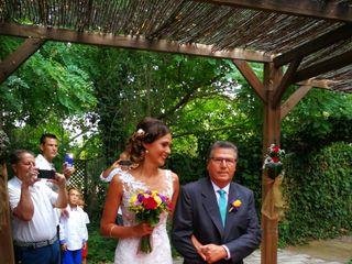 La boda de Monica y Albert 3