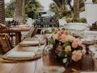 La boda de Jonathan  y Yurena  2