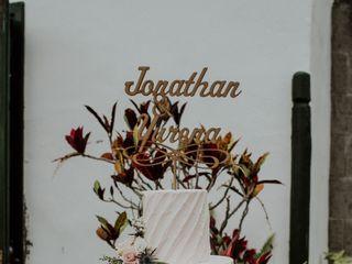 La boda de Jonathan  y Yurena  3