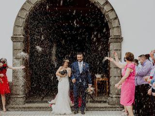 La boda de Jonathan  y Yurena