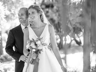 La boda de Sofía y Marcos