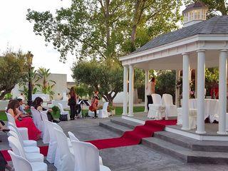 La boda de Méndez y Higón 2