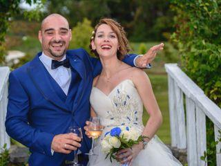 La boda de Mirian  y Alfonso