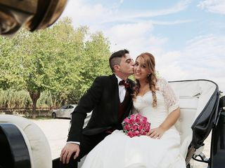 La boda de Roger y Noelia 1