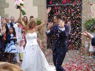 La boda de Ari y Marc 1