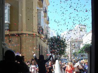 La boda de Cristina y Jesus 2