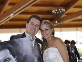 La boda de Loiry Ramírez y José Julian