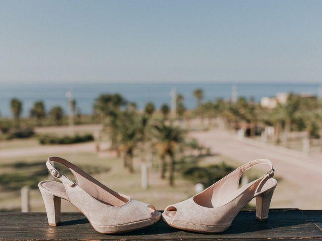 La boda de Jose y Mercedes en Retamar, Almería 3
