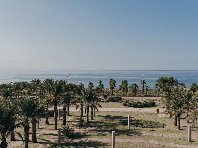 La boda de Jose y Mercedes en Retamar, Almería 5
