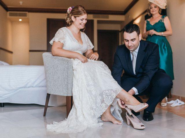La boda de Jose y Mercedes en Retamar, Almería 33