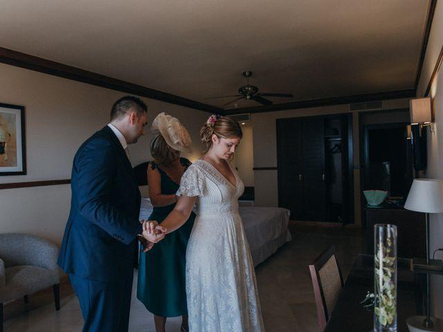 La boda de Jose y Mercedes en Retamar, Almería 35