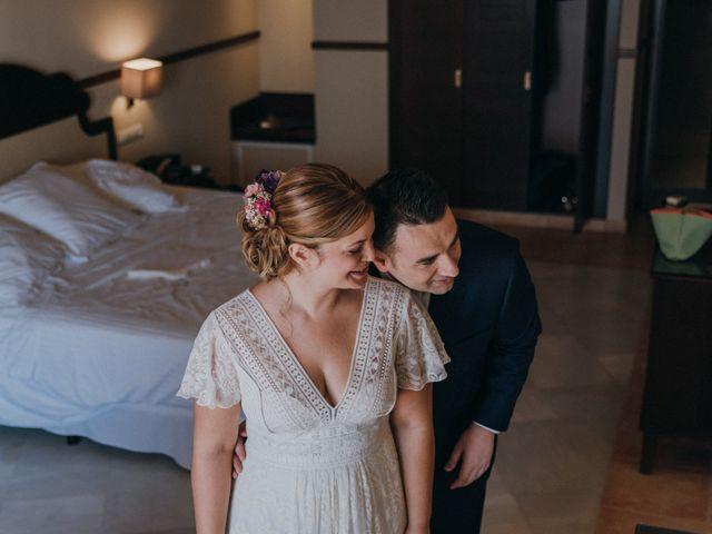 La boda de Jose y Mercedes en Retamar, Almería 36