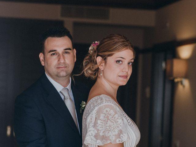 La boda de Jose y Mercedes en Retamar, Almería 45