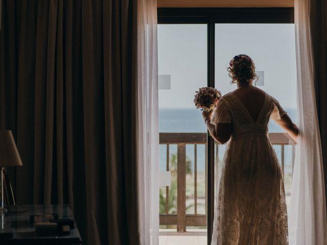 La boda de Jose y Mercedes en Retamar, Almería 48