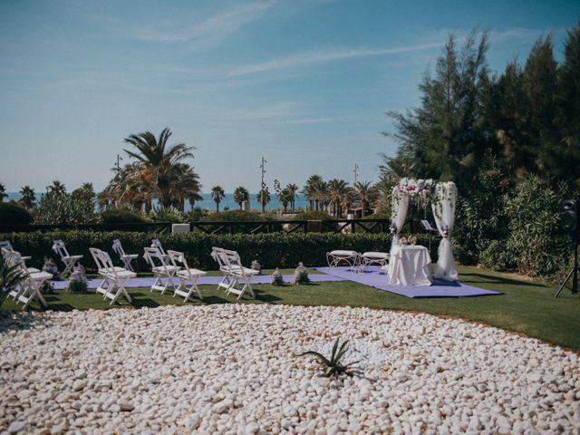 La boda de Jose y Mercedes en Retamar, Almería 51