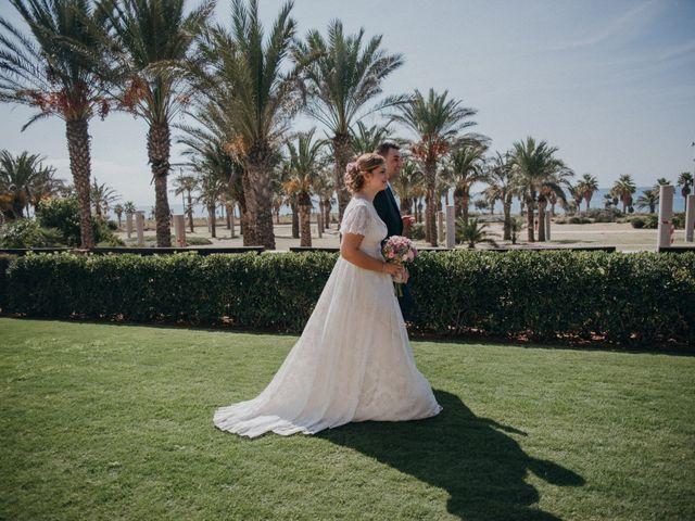 La boda de Jose y Mercedes en Retamar, Almería 53