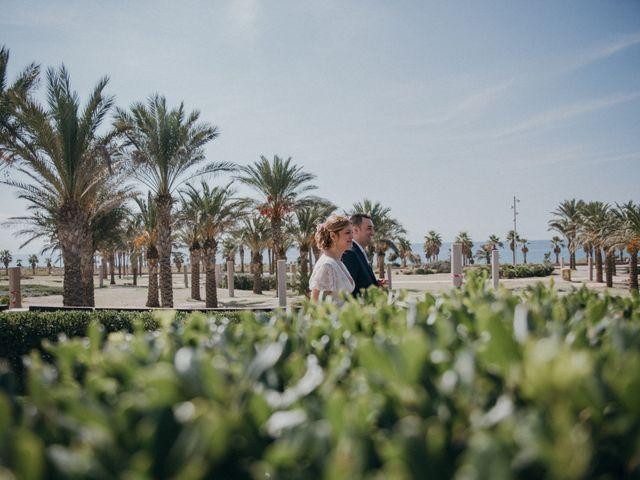 La boda de Jose y Mercedes en Retamar, Almería 1