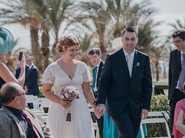 La boda de Jose y Mercedes en Retamar, Almería 54