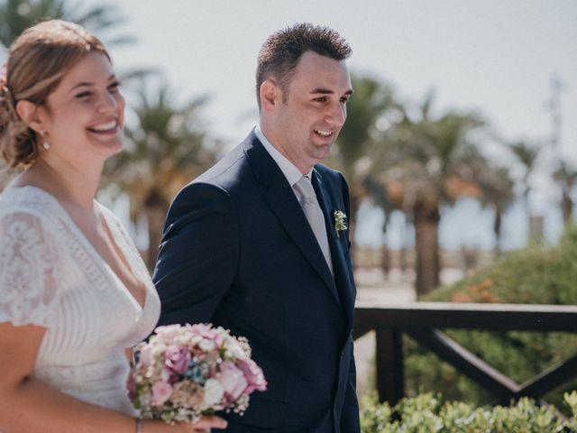 La boda de Jose y Mercedes en Retamar, Almería 55