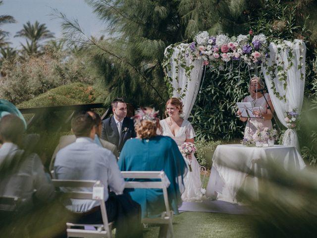 La boda de Jose y Mercedes en Retamar, Almería 58
