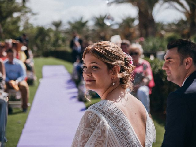La boda de Jose y Mercedes en Retamar, Almería 59