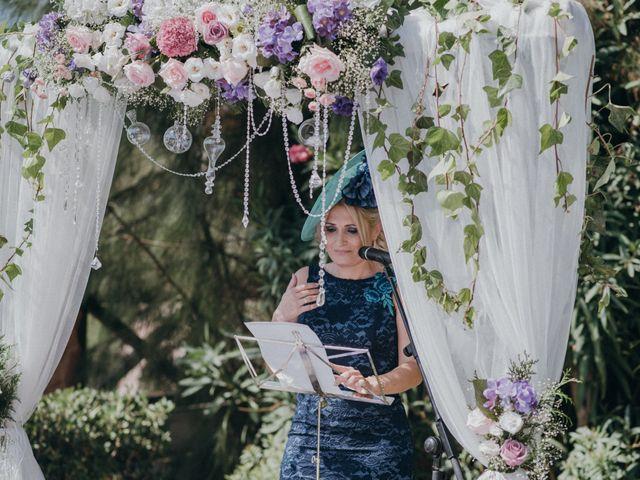 La boda de Jose y Mercedes en Retamar, Almería 60