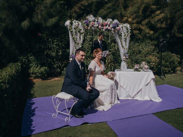 La boda de Jose y Mercedes en Retamar, Almería 62