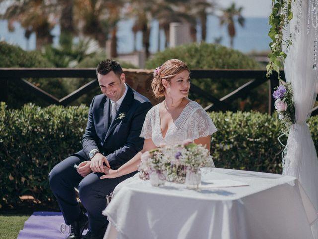 La boda de Jose y Mercedes en Retamar, Almería 65