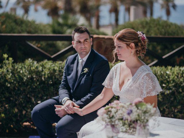 La boda de Jose y Mercedes en Retamar, Almería 66