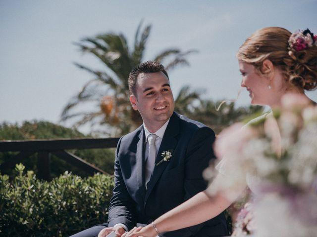 La boda de Jose y Mercedes en Retamar, Almería 67