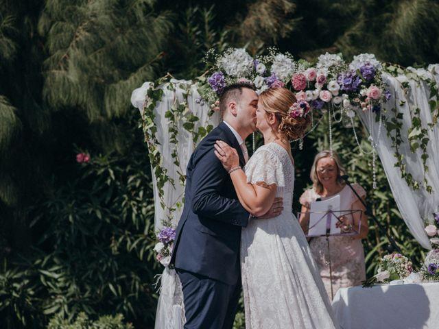 La boda de Jose y Mercedes en Retamar, Almería 70