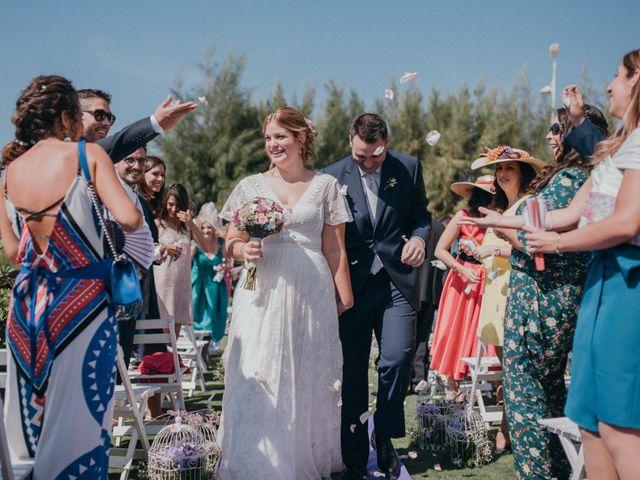 La boda de Jose y Mercedes en Retamar, Almería 72
