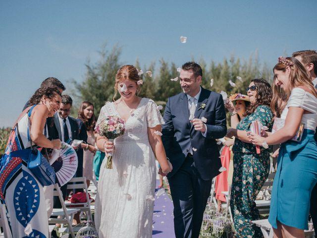 La boda de Jose y Mercedes en Retamar, Almería 73