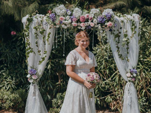 La boda de Jose y Mercedes en Retamar, Almería 75