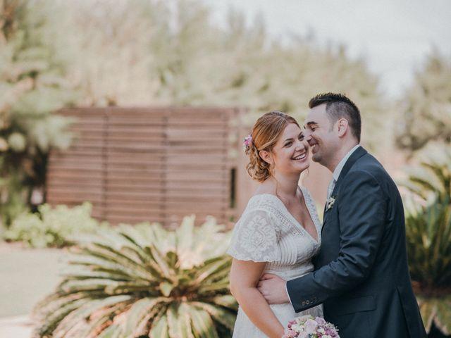 La boda de Jose y Mercedes en Retamar, Almería 78