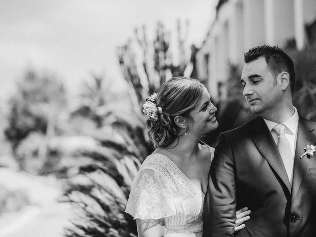 La boda de Jose y Mercedes en Retamar, Almería 79