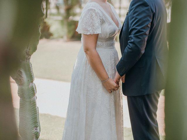 La boda de Jose y Mercedes en Retamar, Almería 80