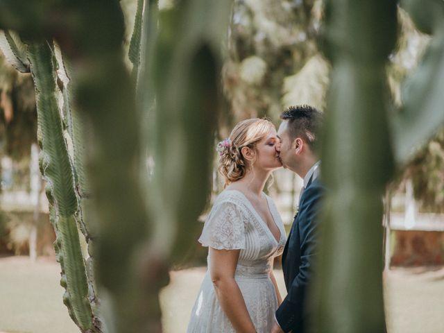 La boda de Jose y Mercedes en Retamar, Almería 81