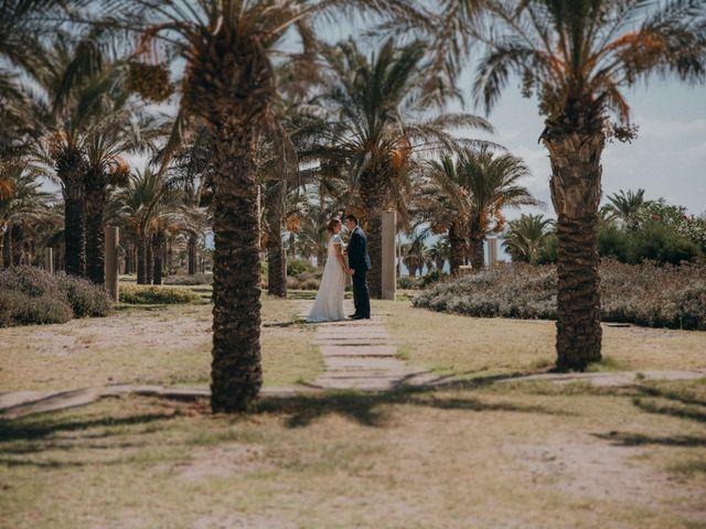 La boda de Jose y Mercedes en Retamar, Almería 84