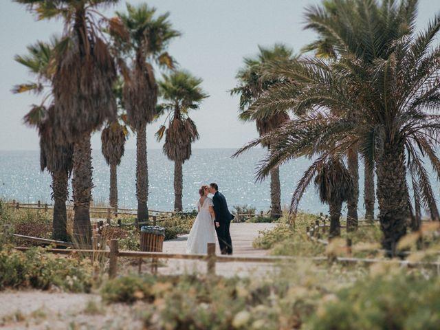 La boda de Jose y Mercedes en Retamar, Almería 85