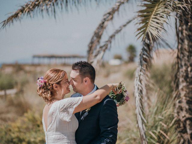 La boda de Jose y Mercedes en Retamar, Almería 86