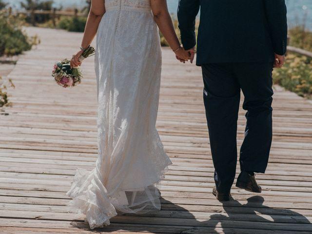 La boda de Jose y Mercedes en Retamar, Almería 87