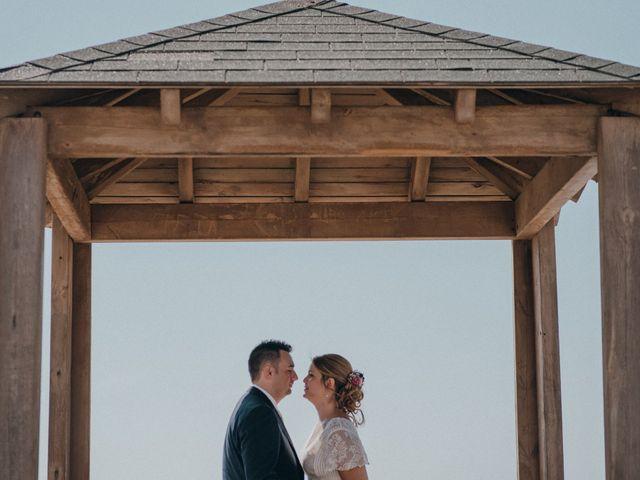 La boda de Jose y Mercedes en Retamar, Almería 88
